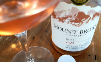 Mount Brown Estates Rosé 2020