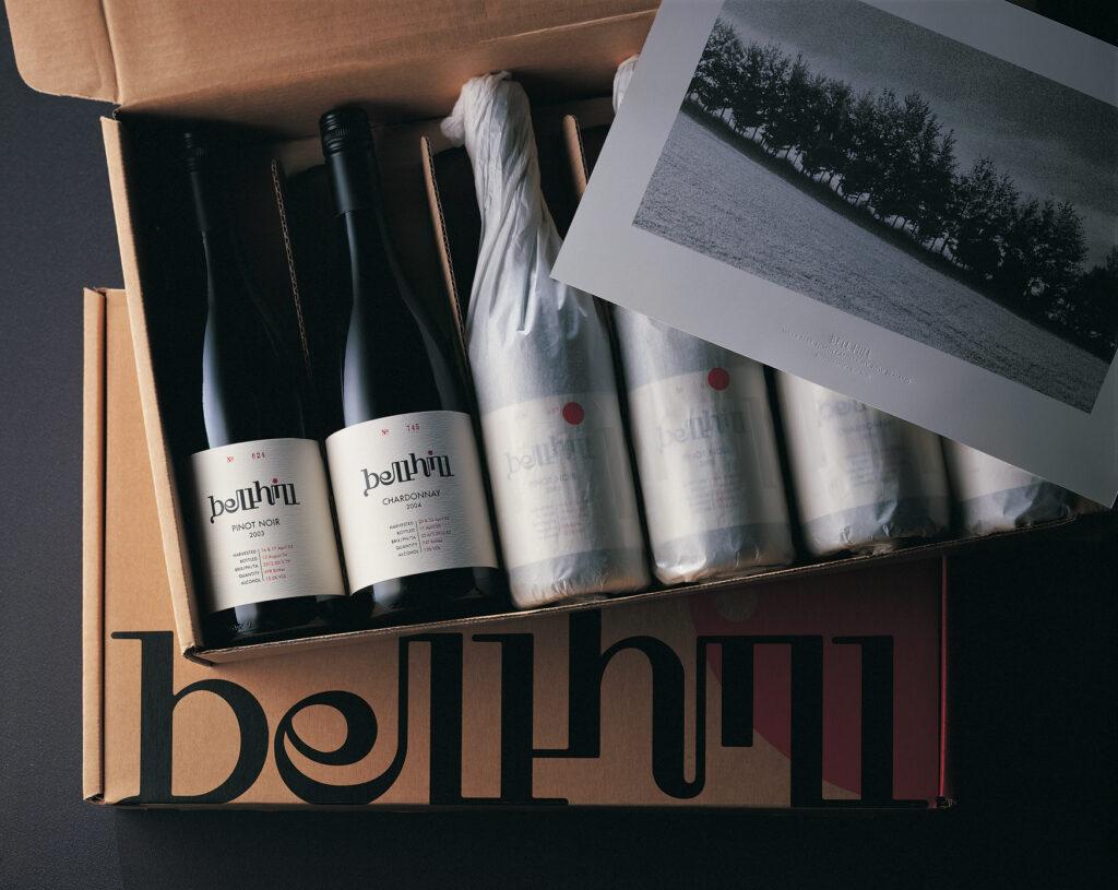 Bell Hill packaging