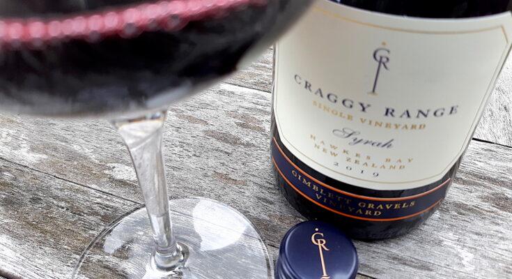 Craggy Range Gimblett Gravels Vineyard Syrah 2019