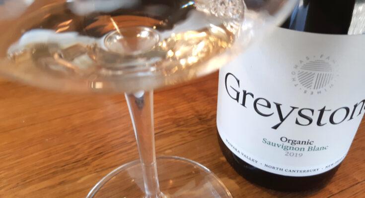 Greystone Organic Sauvignon Blanc 2019