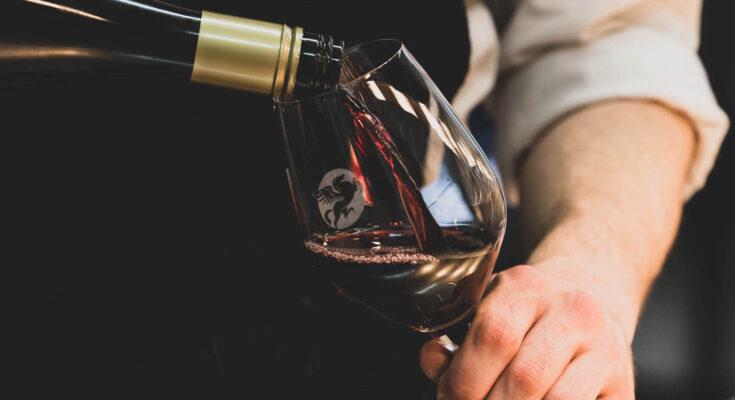 Pegasus Bay wine