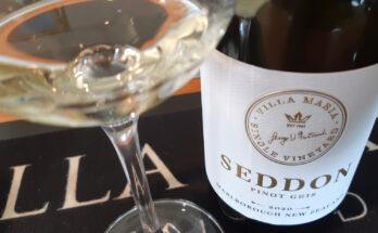 Villa Maria Single Vineyard Seddon Pinot Gris 2020
