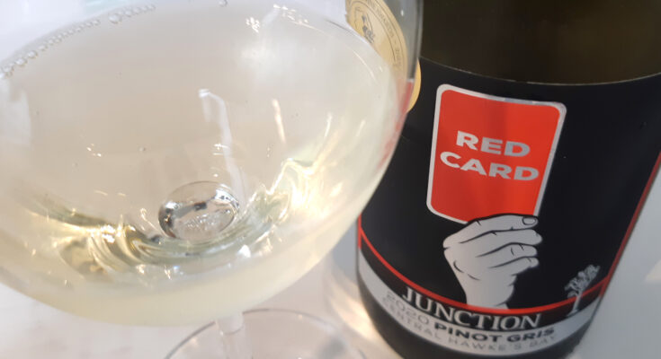 Junction Red Card Pinot Gris