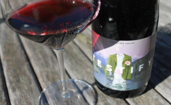 Testify Pinot Noir 2018