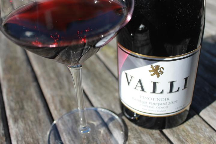 Valli Bendigo Pinot 19