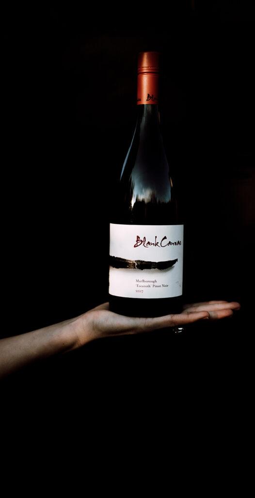 Blank Canvas Escaroth Pinot Noir