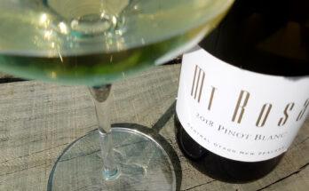 Mt Rosa Pinot Blanc 2018