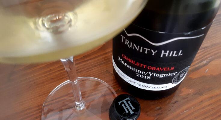 Trinity Hill Marsanne/Viognier 2018