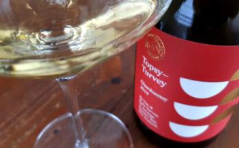 Topsy Turvey Chardonnay 2019